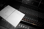 JUMEAUX have this great system. Got an idea? Write it down. Later in the studio, you don't forget it. It works, you guys!