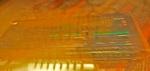 Oberheim Xpander haz a aura.  If I had to name it I'd call it thermonuclear orange.  Yeah!