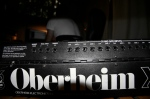 Oberheim ominously prepares to attack unsuspecting headless composer...